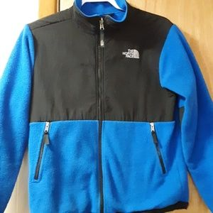 The North Face fleece coat